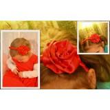 Обруч на голову для маленькой принцессы + 3 варианта украшения