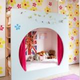 Детская комната. Двухъярусные кровати и кровати чердаки.