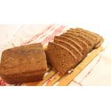 Как испечь хлеб из цельнозерновой муки на закваске