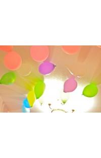 Как сделать гелиевые шарики в домашних условиях