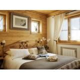 Спальни в стиле Шале