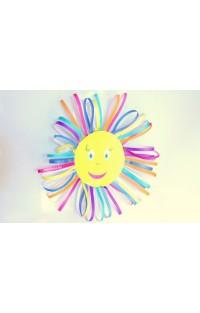 Поделка «Солнышко»