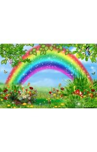 Стихи про радугу