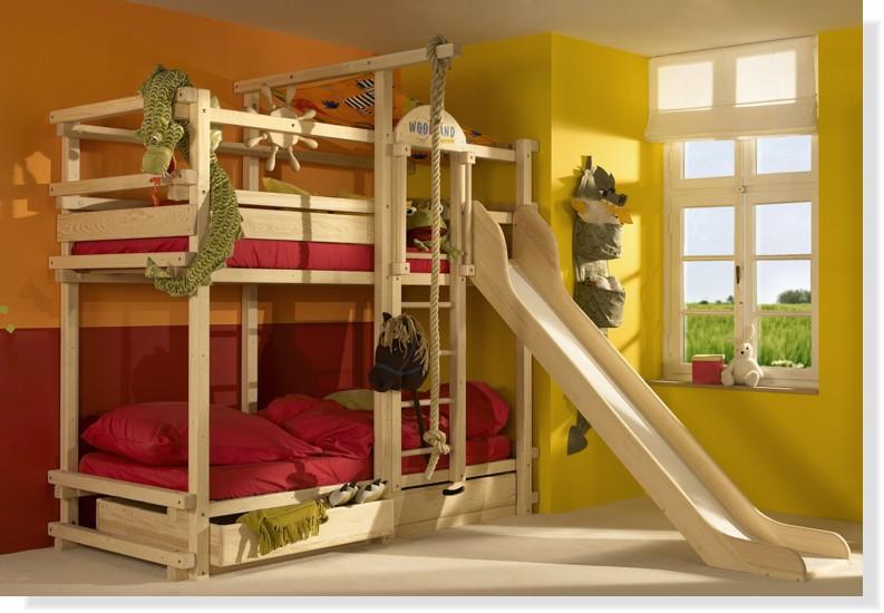 Детская стенка с кроватью своими руками